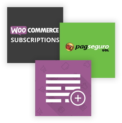 woocommerce pagseguro assinaturas